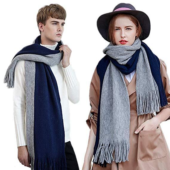 انواع مدل کلاه و شال گردن بافتنی مردانه و زنانه جالب و زیبا