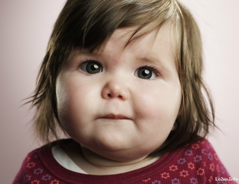 عکس نی نی دختر خوشگل تپل