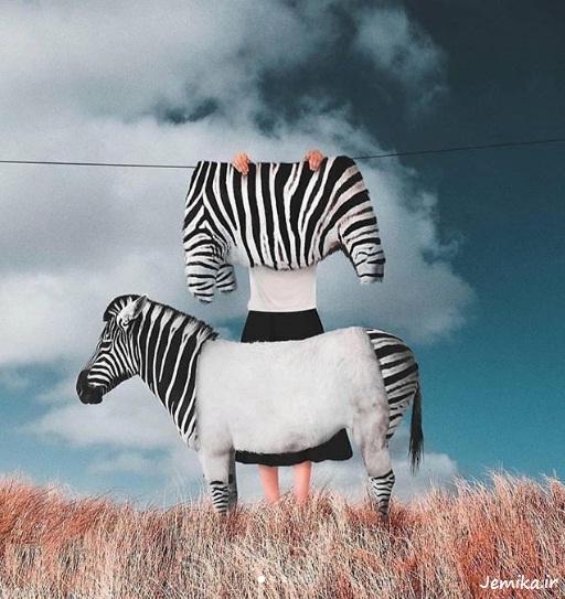 عکس حیوانات بامزه و خنده دار برای پروفایل