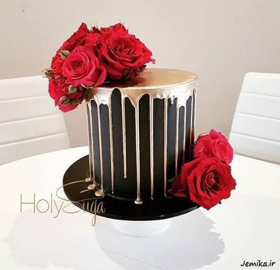 کیک خاص جشن تولد یا سالگرد ازدواج