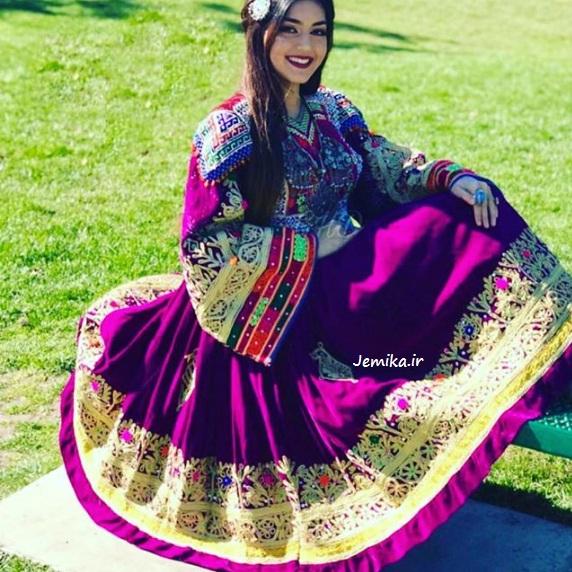 عکس مدل گند افغانی