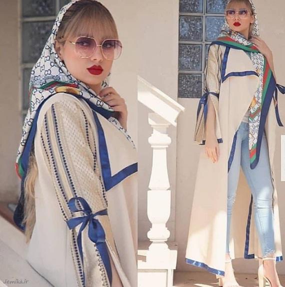مدل مانتو نخی تابستانی دخترانه 2019