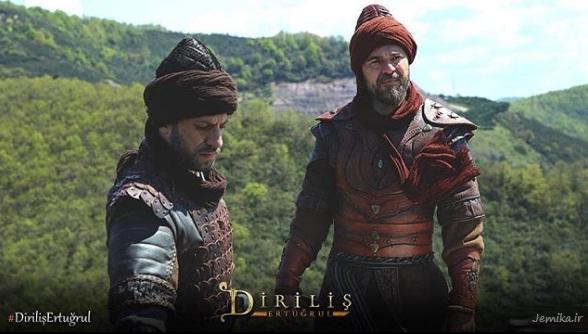 سریال ترکی قیام طغرول