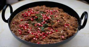 طرز تهیه خورشت فسنجان با مرغ