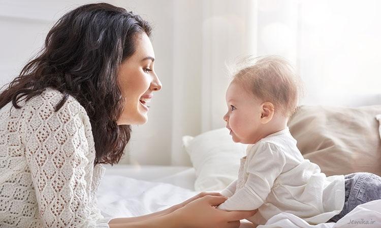 چگونه گریه ی نوزاد را متوقف کنیم؟