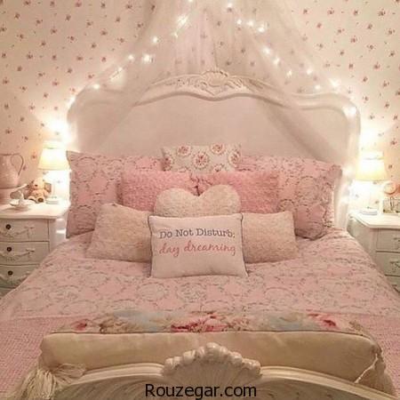 زیباترین اتاق خواب های عروس و داماد