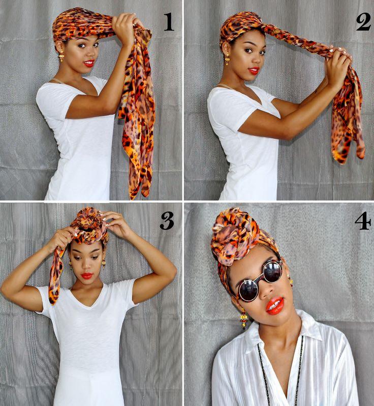 بستن روسری شال دخترانه