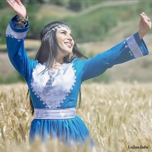 عکسهای آریانا سعید خواننده افغانی