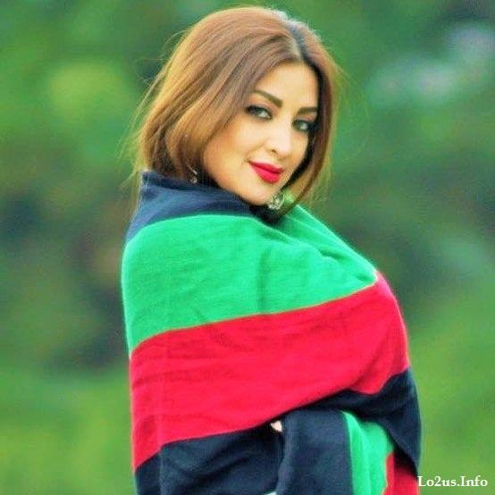 عکس غزال عنایت