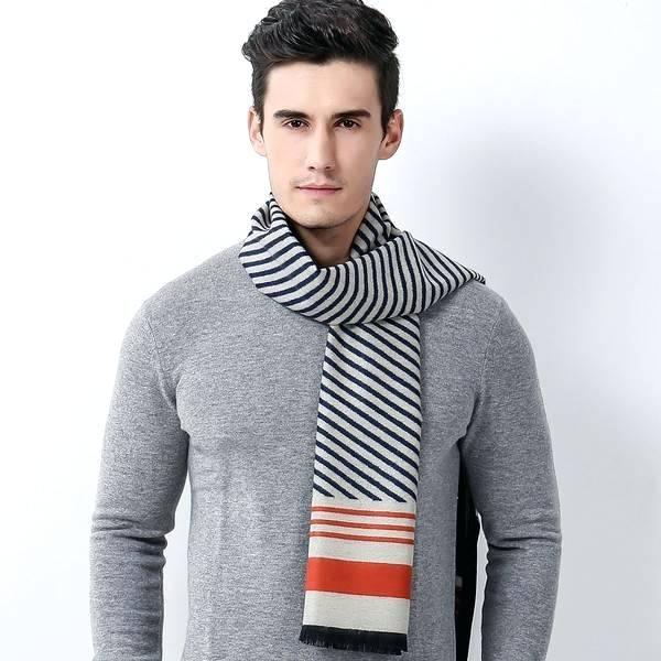 جدیدترین مدل کلاه و شال گردن زمستانی مردانه سال