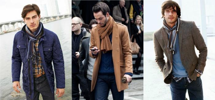 مدلهای جدید کلاه و شال گردن ست مردانه خیلی شیک