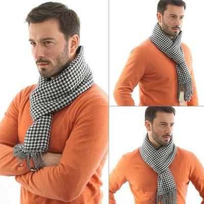 مدل های خوشگل شال و کلاه بافتنی و زمستانی آقایان