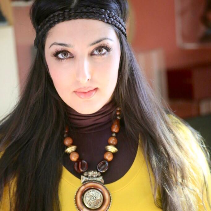 عکسهای جدید از Seeta Qasemi خواننده محبوب