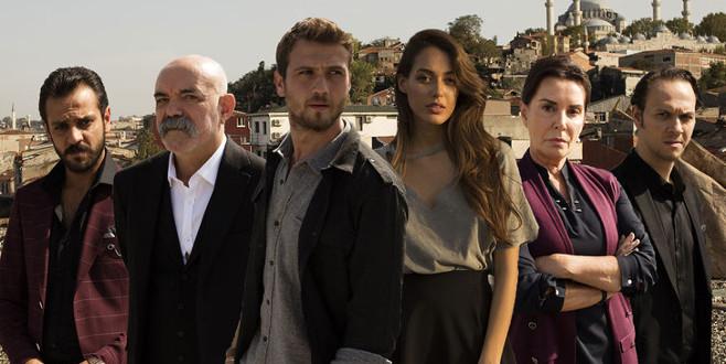 عکس بازیگران سریال ترکی گودال The Pit