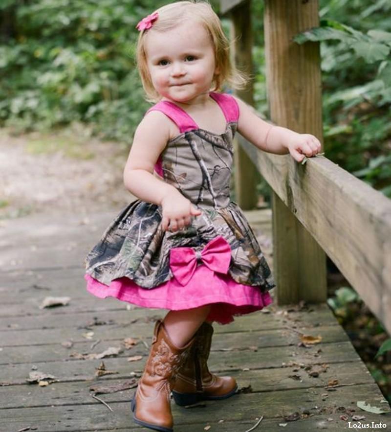 عکس های جذاب از نی نی دختر زیبا
