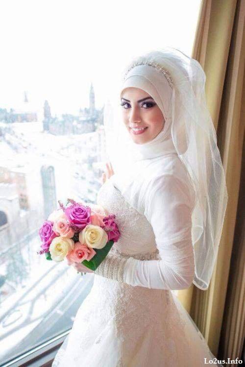 مدل آرایش عروس ایرانی باحجاب