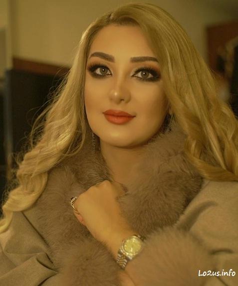 عکسهای زیبا از غزال عنایت Ghezal Enayat