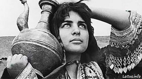 یک عکس زن افغان از قدیم