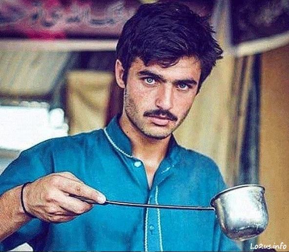 عکسهای پسران زیبای افغانی