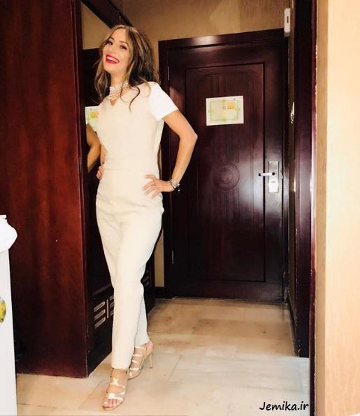 عکس جدید Mariam Wafa