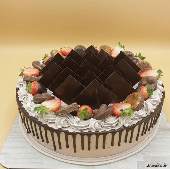 جدیدترین مدل کیک سالگرد ازدواج