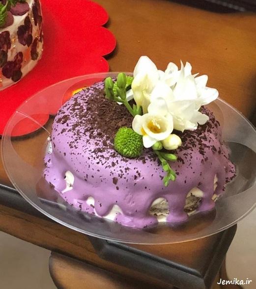 عکس مدل کیک سالگرد ازدواج
