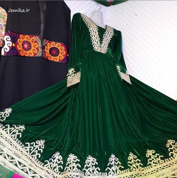 لباس های گند افغانی جدید