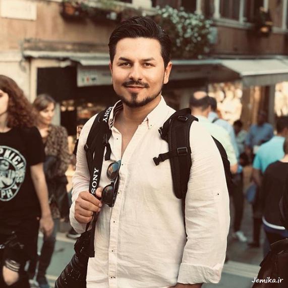 عکس جدید فياض حميد