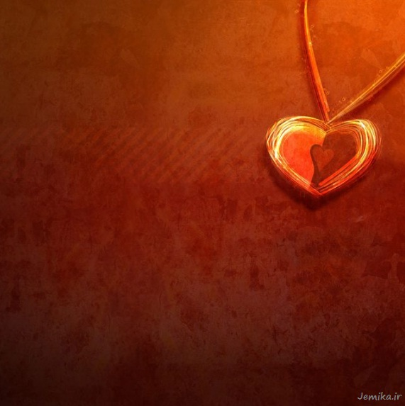 عکس پشت زمینه موبایل قلب