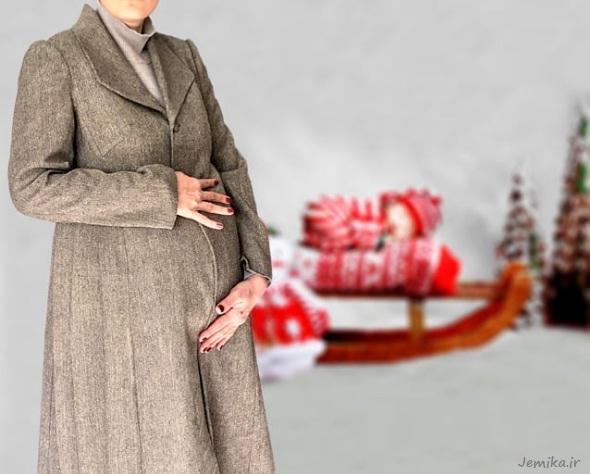 مدل مانتو برای دوران بارداری