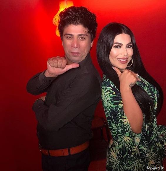 سیر میتن همراه با آریانا سعید در کوچ سرخ
