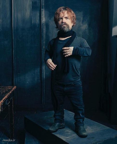 پیتر دینکلیج Peter Dinklage بازیگر بازی تاج و تخت