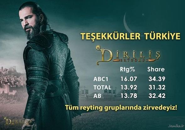 سریال ترکی قیام ارطغرل
