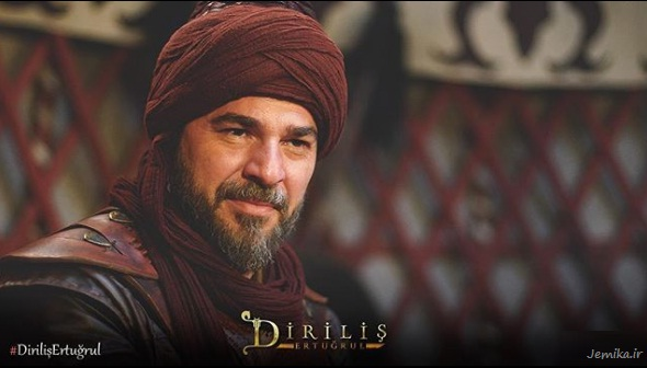 Engin Altan Düzyatan در نقش ارطغرل